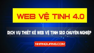 DICH VU LAM WEB VE TINH